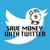 Geld besparen met Twitter