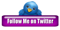 Follow Me on Twitter paars glossy